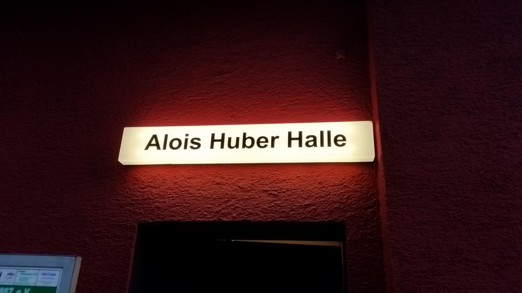 Alois Huber Halle